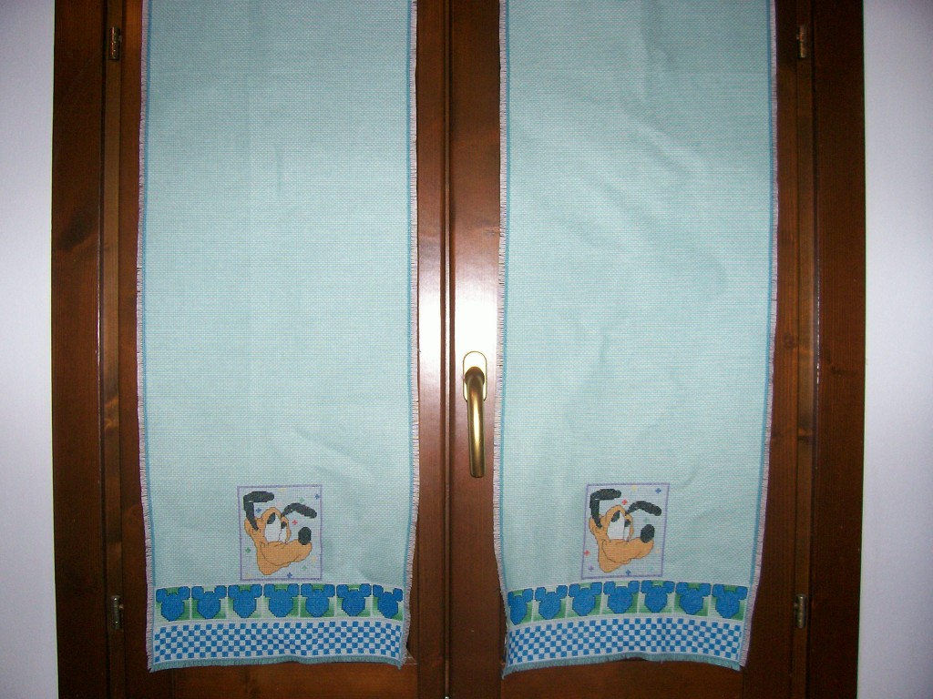 Tende e tendaggi x cameretta bimbo tende per la casa - Tende per finestre cameretta ...